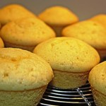 German Authentic Egg Liquor Muffins Recipe