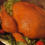 Turkey Roast Recipe with Dijon Mustard Sauce