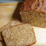 German Beer Bread - Original Bavarian Recipe