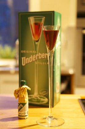 underberg recipes