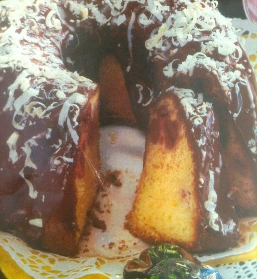German bundt cake recipe from scratch