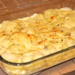Potato Gratin - German Potato Casserole