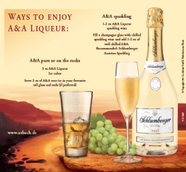 asbach drink recipes with Asbach A&A