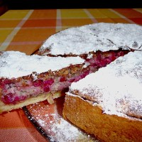 Swabian Red Currant Cake - Authentic German Cake