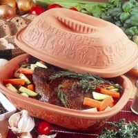 German Romertopf Beef Roast - Clay Pot Recipe