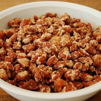 Roasted Almonds - Christmas Market Specialty