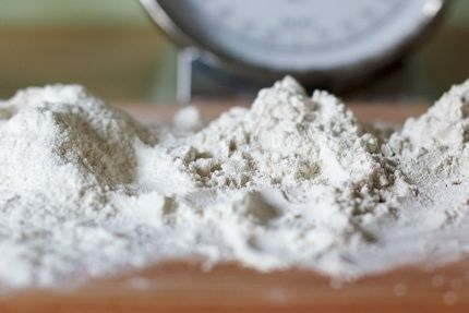all about german flour