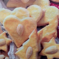 Almond Cookies - A German Christmas Tradition