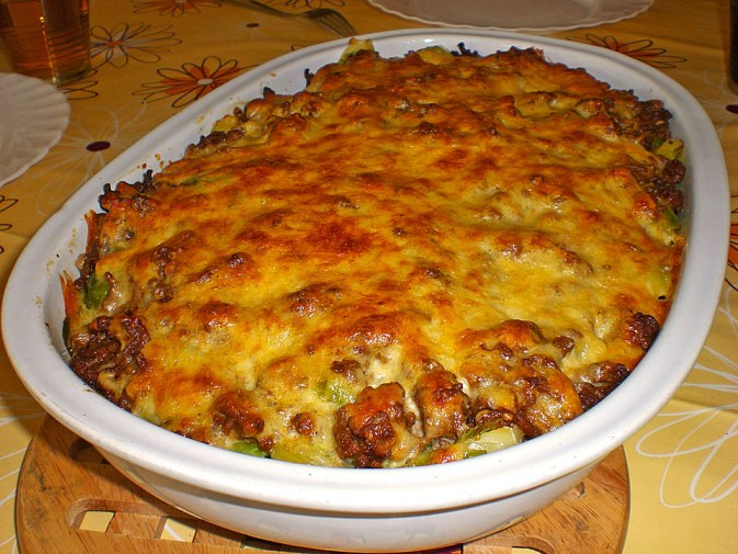 potato brussels sprouts gratin