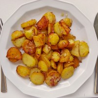 Crunchy Fried Potatoes