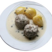 Koenigsberger Meatballs - Authentic German
