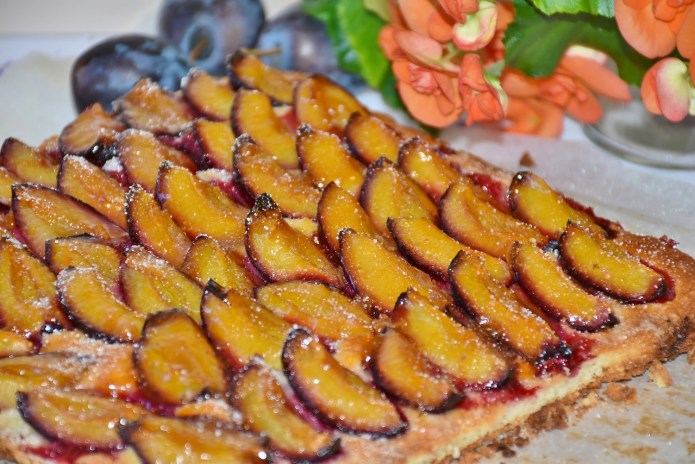 german italian plum cake