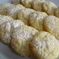 German Holiday Butter Cookies - Easy Recipe