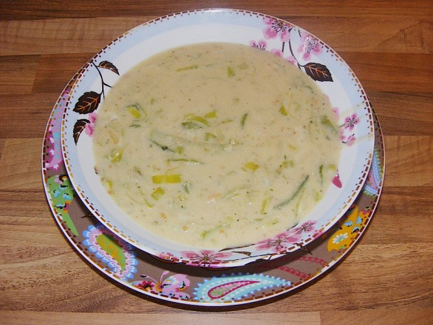 german mustard soup
