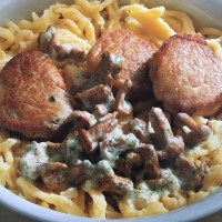 Swabian Pork Fillet Recipe - With Spaetzle in a Pot