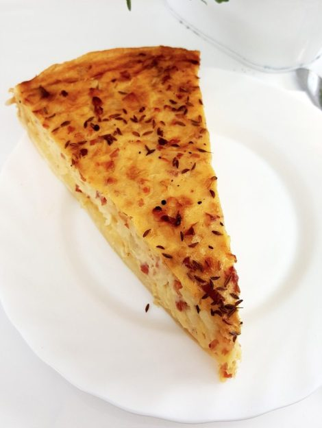 Allgau Specialty Onion Cake