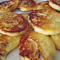 German Quark Recipe: Sweet Quark Pan Cakes