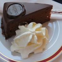 Authentic Recipe Sacher Cake from Vienna