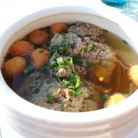 German Liver Dumpling Soup - Bavarian Specialty