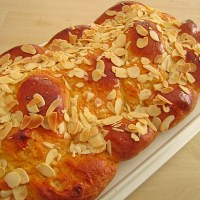 German Buttermilk Quark Sweet Bread