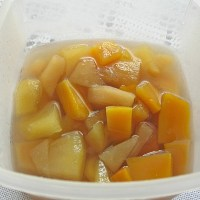 Pumpkin Apple Compote - German Pumpkin Specialty