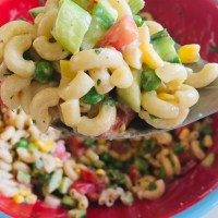 Authentic German Pasta Salad