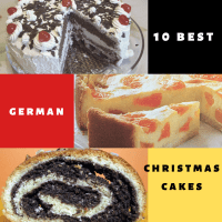 10 Best German Cakes for the Holidays