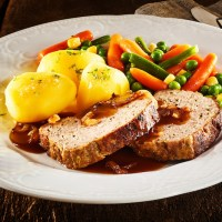 German Meatloaf - Classic Recipe from Germany