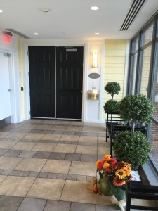 Leonard Florence ALS unit entrance