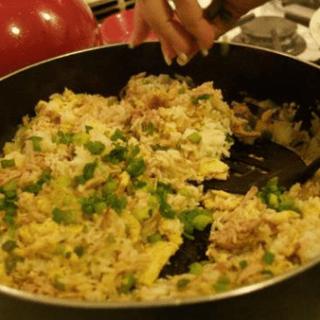 Arroz Frito con Lechon Recipe