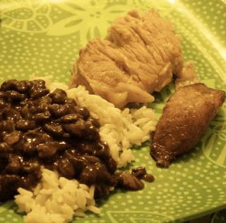 Frijoles Negros a la Latina Recipe