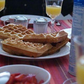 Belgian Waffles Recipe – Easy Like Sunday Morning