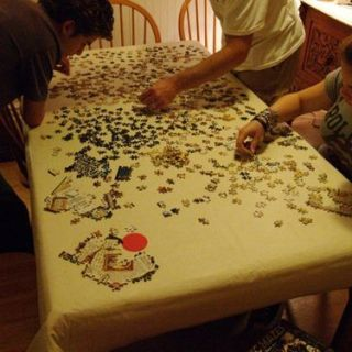 Puzzling Evidence
