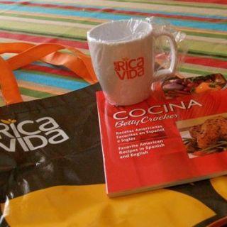 Que Rica Vida Goodies Winner