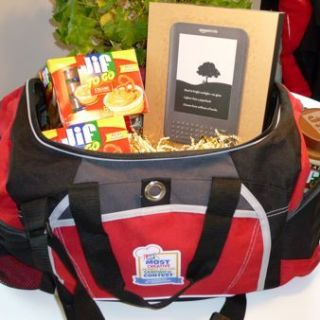 Jif Peanut Butter and Amazon Kindle Winner