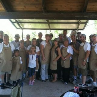 Giving back to our Veterans – Cooking With the Troops