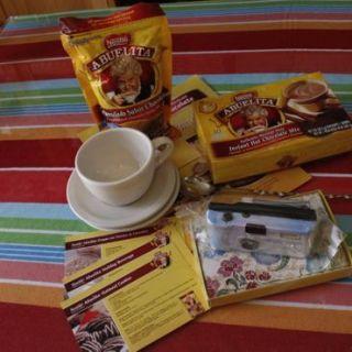 Nestlé Abuelita Merienda Gift Pack (A winner.)