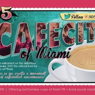 3:05 Miami Cafecito Break (A Winner)
