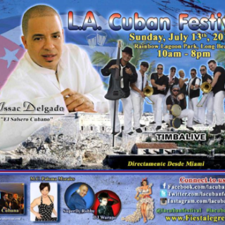 Los Angeles Cuban Festival – A Giveaway