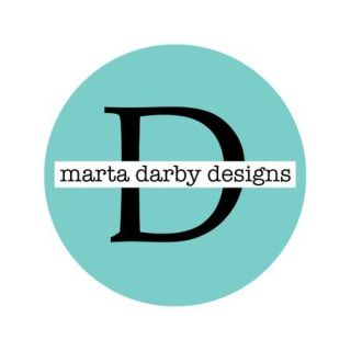 Marta Darby Designs is OPEN FOR BUSINESS!