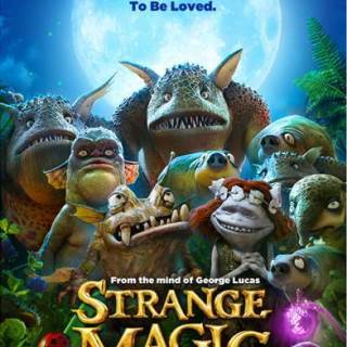 About Love and Strange Magic with George Lucas