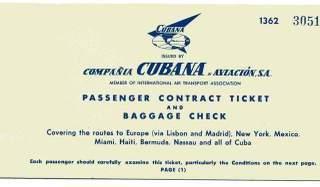 Cuando sali de Cuba…