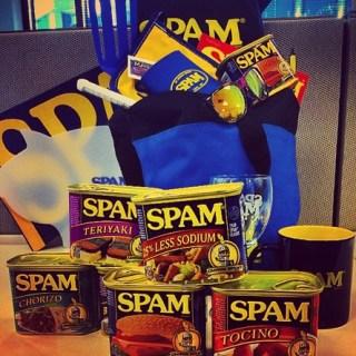 SPAM® Bag of Fun Winner