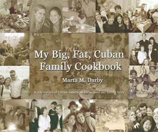 Cuban recipes with pictures cookbook from My Big Fat Cuban Family