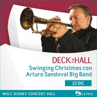 Deck the Hall With Arturo Sandoval