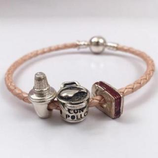My Big Fat Cuban Family Bracelet by Santayana Jewelers