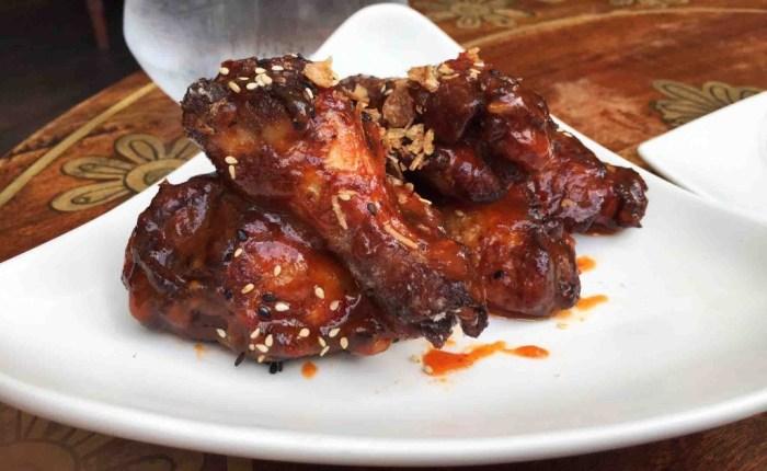 Giglamesh Chicken Wings