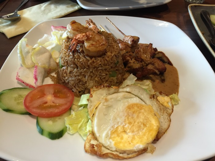 Nusa Dua fried rice