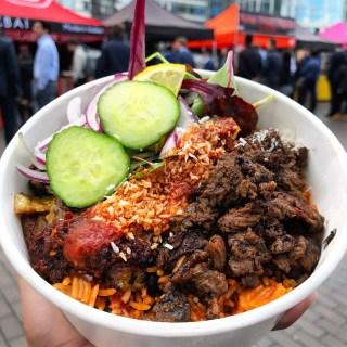 CALLY MUNCHY – AFRICAN STREET FOOD