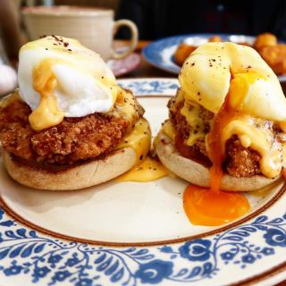 HALAL BRUNCH SPOTS IN LONDON 🍳